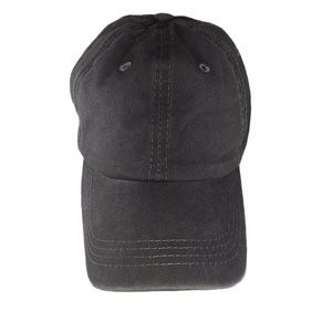 Other - Gray Upscale Fashion Hat
